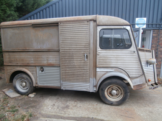 3dbef3bf1e5f91 CITROEN HY. STATIC CATERING VAN