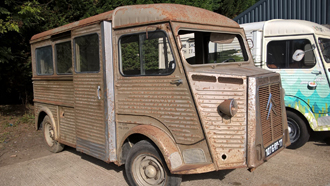 6dff294ff1 ... either sell as is or build it into a static engineless van or a fully  restored and driving example. Price will obviously depend upon how you want  it